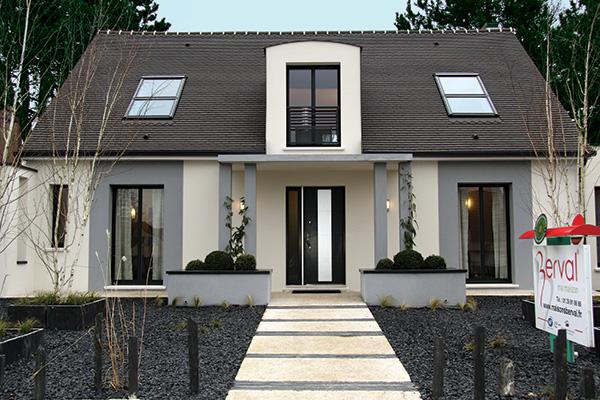 Venez découvrir les étapes du chantier d'une maison neuve