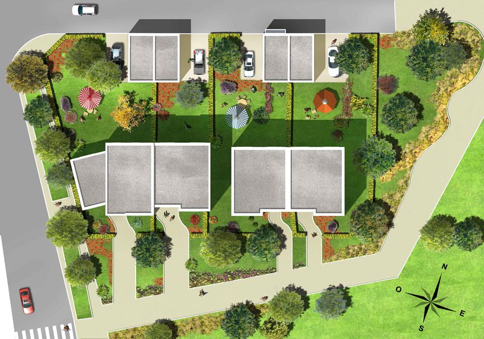 Eco quartiers lotissements une autre fa on de faire for Construire sa maison com