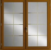 Bois pvc aluminium ou menuiserie mixte pour vos portes for Construire fenetre bois