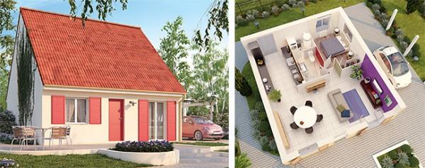 Budget pour construire une maison quelle est le budget for Quel cout pour construire une maison