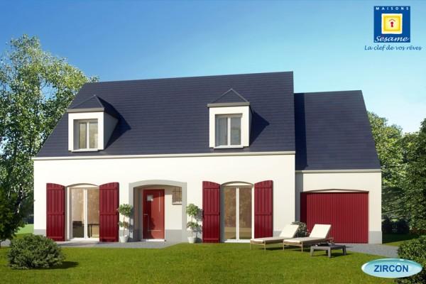 Des maisons t moins pour choisir le bon mod le bien construire - Constructeur de maison en ile de france ...