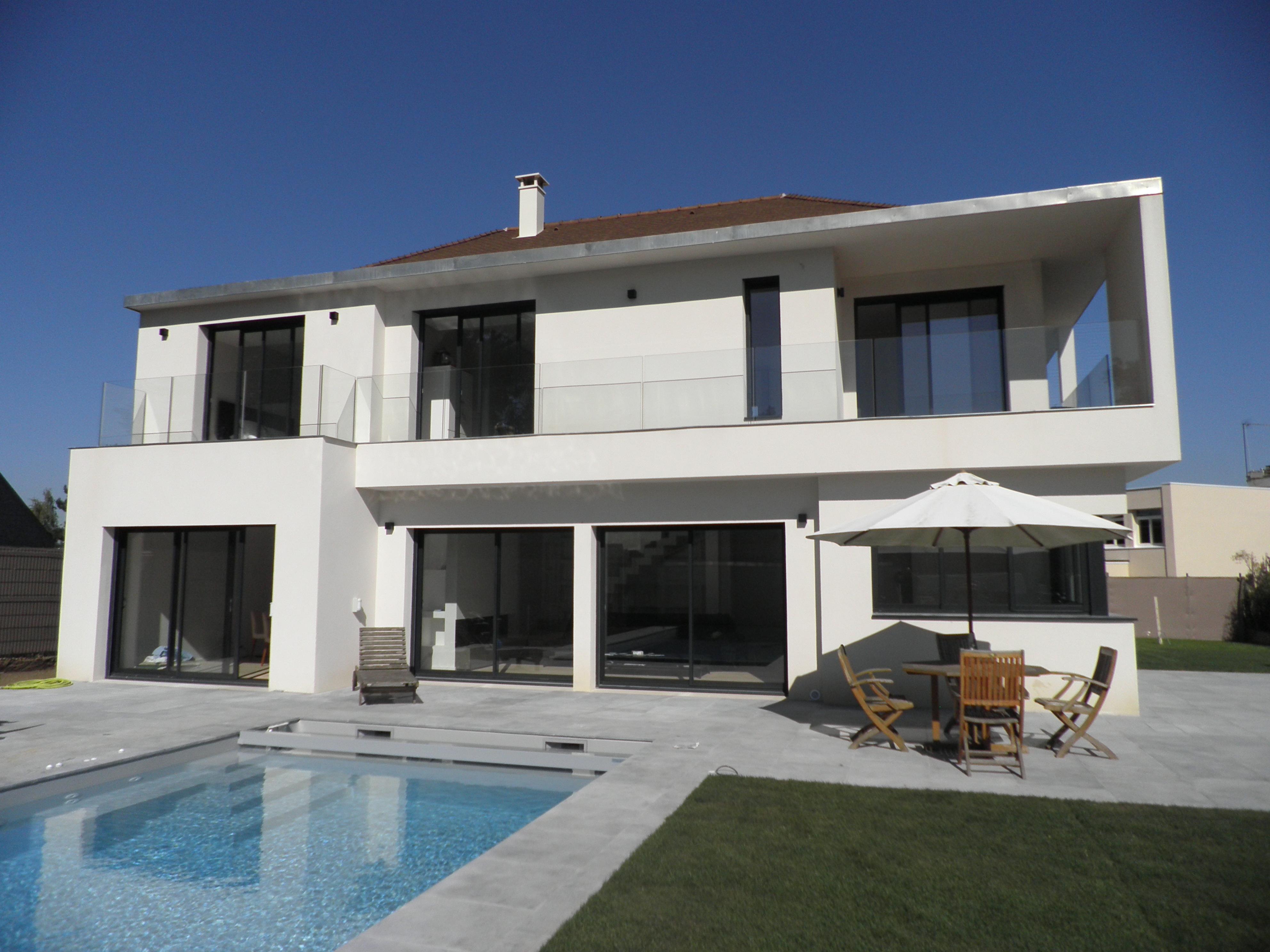 Faire construire sa maison d apr s les plans d un architecte bien construire - Faire construire maison ...