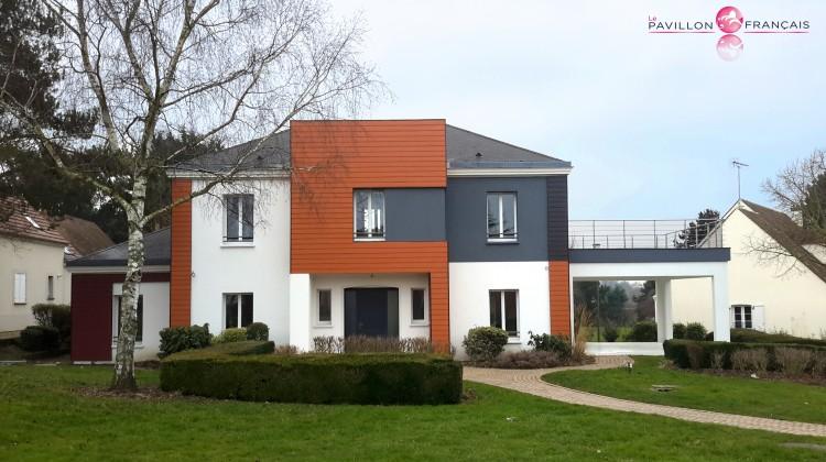 La maison témoin du Domexpo de Moisselles, un modèle sur mesure