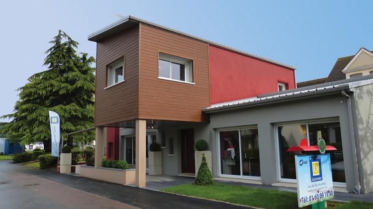 Maisons Sésame - modèle Quartz