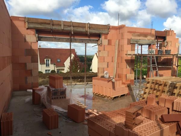 Construire en brique pour une maison durable bien isol e for Construction maison brique ou parpaing