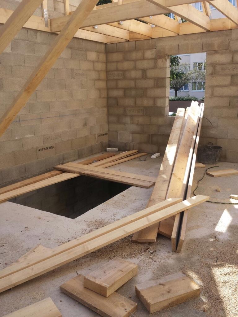 Suivez la construction d une maison neuve de a z for Bien construire sa maison